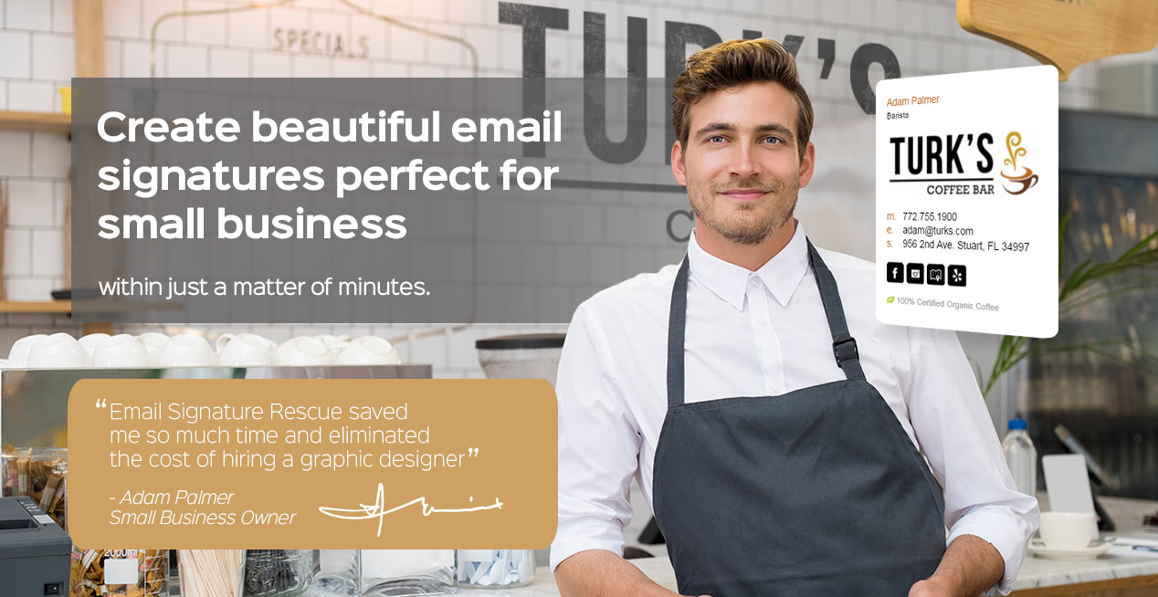 20 Professional Email Signature Examples for Small Business