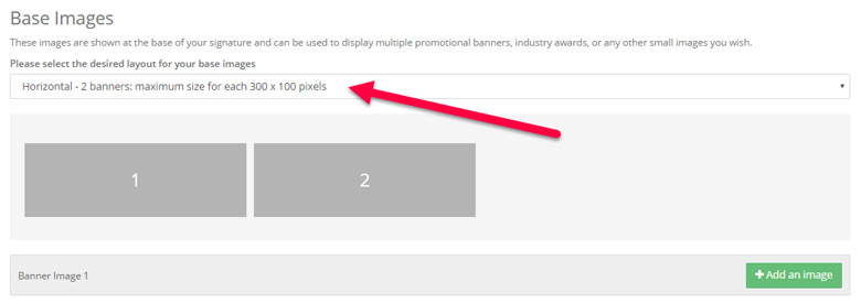 How to add Promotional Banners to your Email Signature