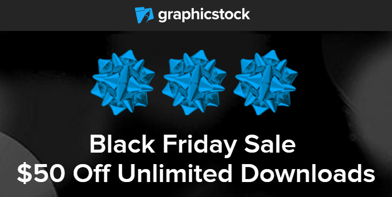Graphic Stock $50 off unlimited downloads