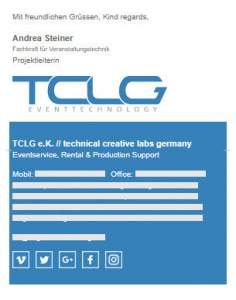example tclg