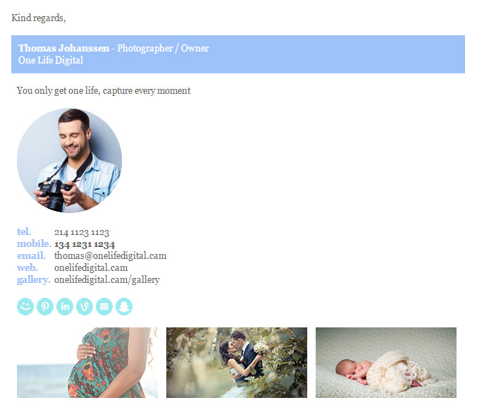 colorbar-email-signature-template-photographer
