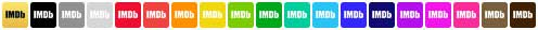 imdb social icons full set