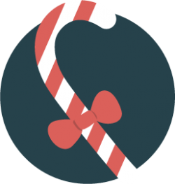 Candy Christmas Icon 2014