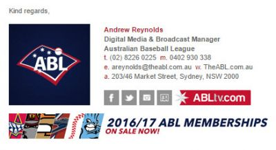 2016/17 ABL Memberships on sale promotion